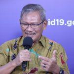 Juru Bicara Pemerintah untuk Covid-19 Achmad Yurianto. Foto: Istimewa