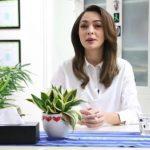 Duta Adaptasi Kebiasaan Baru, dr. Reisa Broto Asmoro ingatkan waspada belanja online agar terhindar dari penularan virus Corona. Foto: Lintasnusanews.com/Istimewa