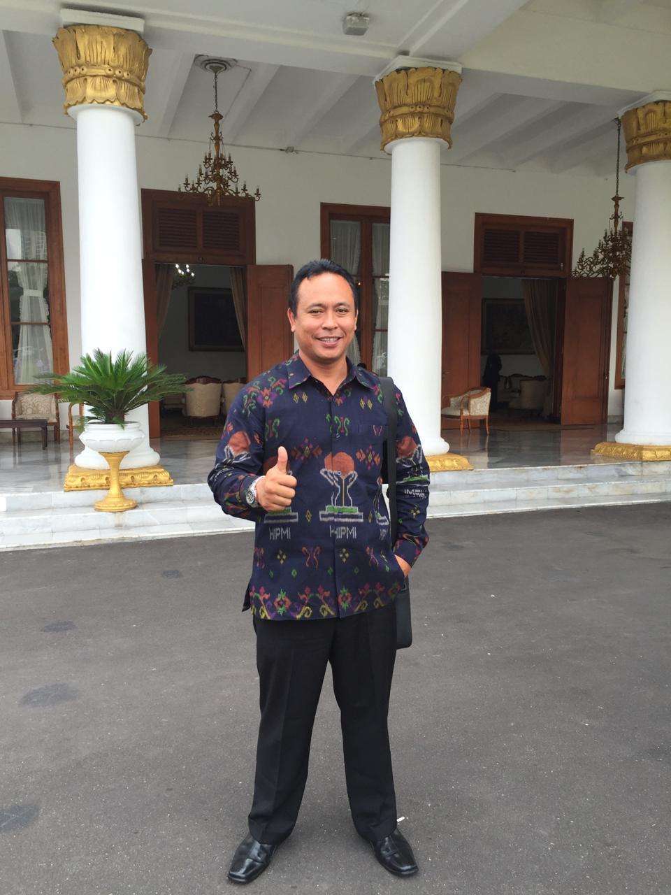 Kader Golkar Gung Cok pertanyakan calon yang diusung partainya di Pilkada Badung. Foto: Lintasnusanews.com/Istimewa