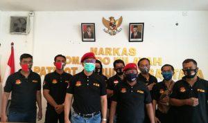 Badan Pengurus PGN Bali minta Gugus Tugas panggil aktor dibalik demo tolak rapid test. Foto: Lintasnusanews.com/Widodo