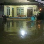Banjir rendam rumah warga di Ketapang Kalimantan Barat. Foto: Lintasnusanews.com/Istimewa