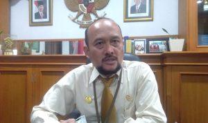 Ketua PN Denpsar Sobandi mengaku telah menerima penolakan sidang secara online oleh kuasa hukum, Senin (07/09/2020). Foto: Lintasnusanews.com/Widodo