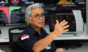 Kepala SKK MKigas Dwi Soetjipto menerangkan, pengadaan barang dan jasa tahun 2021 dipercepat di tahun 2020. Foto: Lintasnusanews.com/Ist