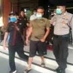 Tim Kejaksaan Jakarta Pusat ekseksi terpidana kasus korupsi Ida Bagus Surya Bhuana di wilayah Uluwatu Bali. Foto: Lintasnusanews.com/ Agung widodo