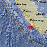 Gempa 5 SR guncang Kota Bengkulu Sabtu (21/11/2020) malam. Foto: Istimewa