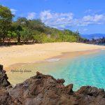 Pantai Watotena Adonara di Flores NTT. Foto: Istimewa/Simon