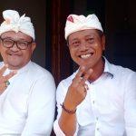 Paslon Bupati dan Wakil Bupati Tabanan periode 2020-2024, Panji Budi. Foto: Lintasnusanews.com/Boy Edlon