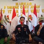 Ki-ka. Pengurus PGN Bali: Abdus Saman, Gus Yadi dan Daniar Trisasongko. Tim sedang siapkan dokumen pasca Sekjend diancam oknum simpatisan FPI. Foto: Lintasnusanews.com/Ist