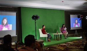 Dinas Pariwisata Kota Denpasar promosi pariwisata melalui Domestic Virtual Sales Mission pada Selasa (17/11/2020) malam. Foto: Lintasnusanews.com/Ist
