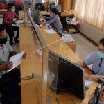 Pelaku usaha di Kota Denpasar tengh ajukan perijinan di masa pandemi Covid19. Foto: Lintasnusanews.com/Ist