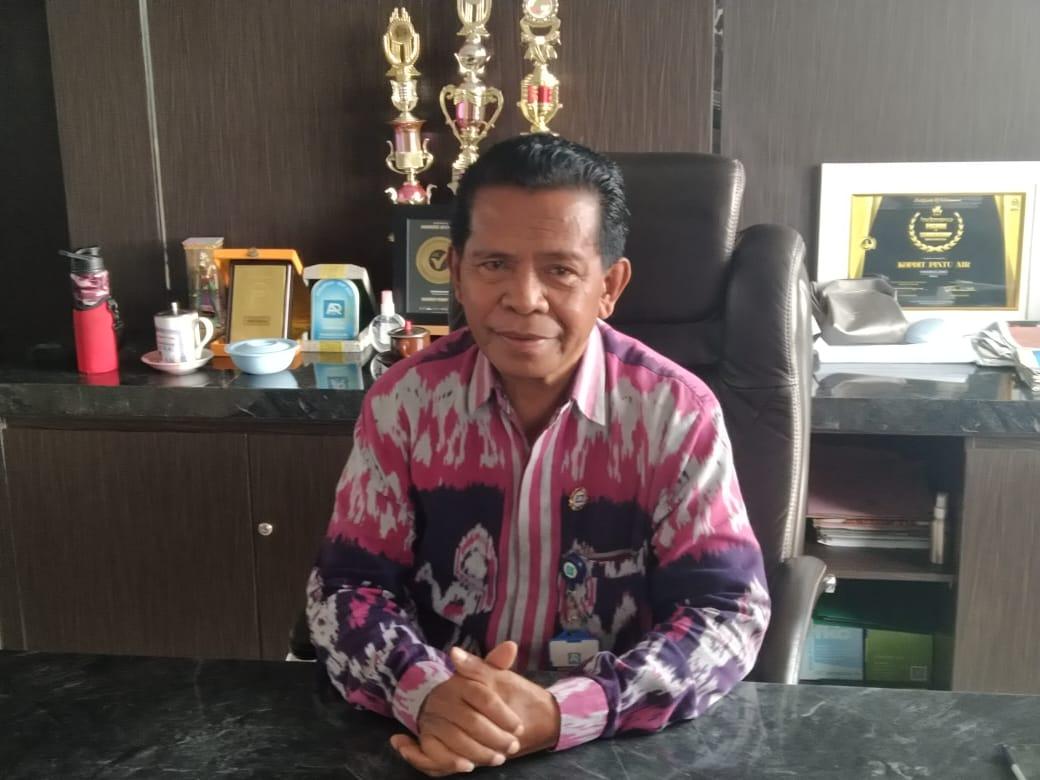 Ketua KSP Kopdit Pintu Air Sikka NTT, Yakobus Jano. Foto: Lintasnusanews.com/Karel Pandu