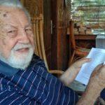 Pater Bollen SVD meninggalkan surat wasiat untuk 3 orang naak angkatnya. Foto: Istimewa