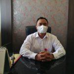 Kanit IV (Tipidter) Satreskrim Polresta Denpasar Iptu M. Reza Pranata saat jelaslkan menangkan gugatan praperadilan di PN Denpasar. Foto: Lintasnusanews.com/Agung Widodo