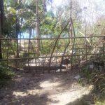 Kawasan wisata Pantai Beta Sikka NTT ditutup pemilik lahan. Foto: Lintasnusanews.com/Karel Pandu