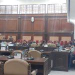 Suasana Sidang Paripurna DPRD Sikka mengajuan 3 Ranperda inisiatif ke Pemkab Sikka, Jumat (27/08/2021). Foto: Lintasnusanews.com/Karel Pandu