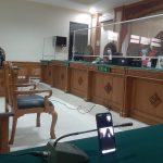 Sidang kasus dugaan korupsi KUR BRI Cabang Kuta di PN Denpasar. Foto: Lintasnusanews.com/Agung Widodo