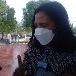 Kepala Kantor Wilayah Hukum dan Ham Provinsi NTT, Marciana Dominika Jone. Foto: Lintasnusanews.com/Karel Pandu