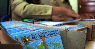 (ilustrasi-e-ktp) Pemerintah Kota Denpasar permudah warga yang urus e-KTP dengan sisten online. Foto: Tribunnews