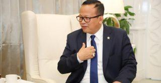 Menteri KKP Edhy Prabowo. Pasca ditangkap KPK terungkap harta Edhy meningkat. Foto: Dok KKP
